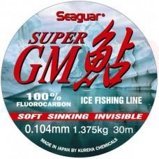 Леска SEGUAR SUPER GM 100% FLUOROCARBON 30m