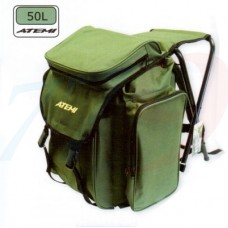 Рюкзак-стул Atemi со встроенной палаткой